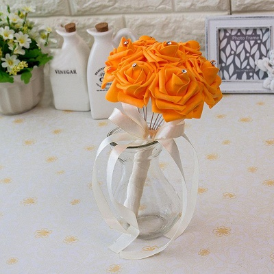 Small Bouquet in Multiple Colors with Robbin_11