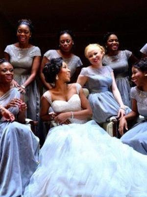 Gorgeous Sleeveless Sweetheart Court Train Tulle Sexy Mermaid Beaded Wedding Dresses_5