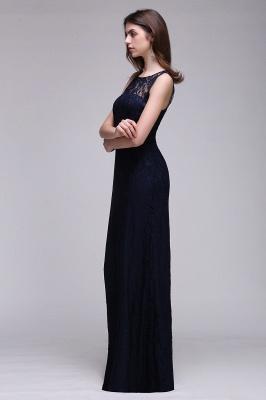 Elegant A-Line Lace Scoop Sleeveless Hollow-Back Floor-Length Bridesmaid Dress_3
