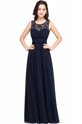 Long Lace Prom Dress | Afforable Chiffon Lace Evening Dress_6