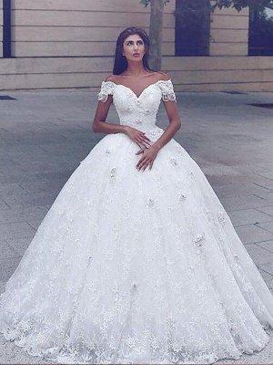 Shabby Chic Shabby Chic  Straps Chapel Train Sleeveless Sexy Mermaid Lace Wedding Dresses_1