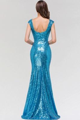 Mermaid Sequined Scoop Sleeveless Floor-Length Bridesmaid Dress_2