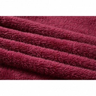 Camo Military Parka Coat with Premium Burgundy Fur Trim_9