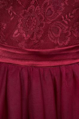 A-Line  Jewel Sleeveless Floor-Length Bridesmaid Dresses with Ruffles_8