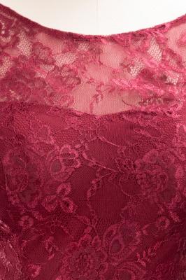 A-Line  Jewel Sleeveless Floor-Length Bridesmaid Dresses with Ruffles_7