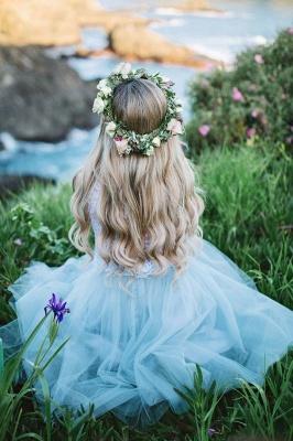 Lace Jewel Sleeveless Homecoming Dress_3