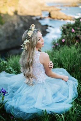 Lace Jewel Sleeveless Homecoming Dress_2