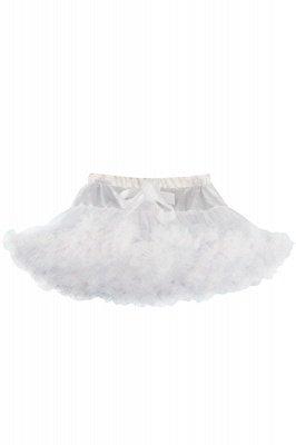 Marvelous Tulle Mini A-line Skirts | Elastic Bowknot Women's Skirts