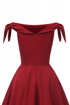 Womens Bateau Burgundy Navy Ruby Vintage Dresses_16