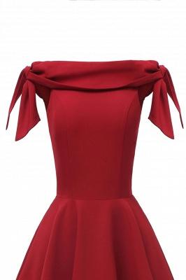 Womens Bateau Burgundy Navy Ruby Vintage Dresses_15