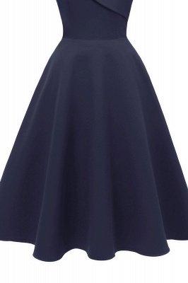 Stunning Spaghetti Straps Sleeveless Princess Vintage Dresses_19