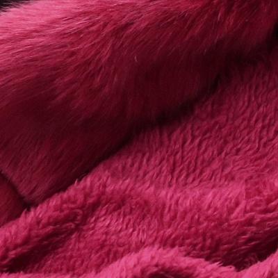 Parka Coat with Premium Fur Trim and Faux Fur Hood_54