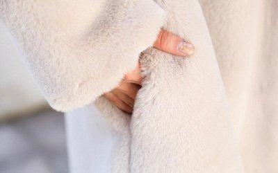 Women's Winter Faux Shearling Taffeta Coat_14
