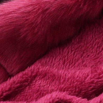 Parka Coat with Premium Fur Trim and Faux Fur Hood_55