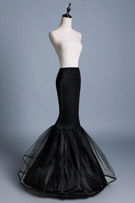 Badia | Cheap Black Mermaid Petticoat_4