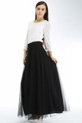 Bena | A-line Tulle Skirt_5