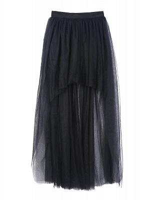 Blossom   Black Tassel High Low Petticoat_10