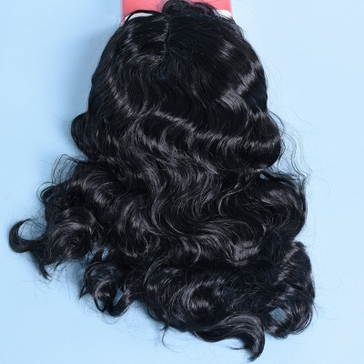 Long Natural Wavy Synthetic Wigs for Women_4