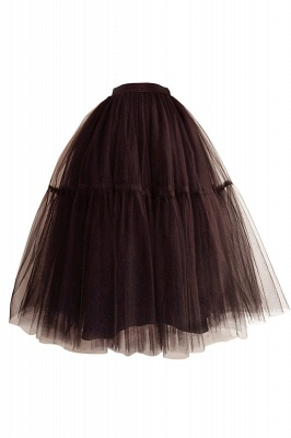 Bambi | Cheap Black Ball Gown Petticoat_5