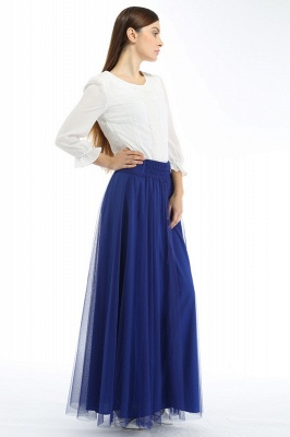 Bena | A-line Tulle Skirt_11