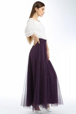 Bena | A-line Tulle Skirt_27