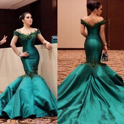 Celebrity Lace Beading Mermaid Elegant and Satin V-Neck Dress Cocktail Dress_3