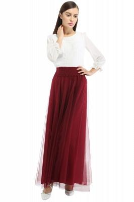 Bena | A-line Tulle Skirt_1