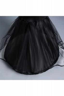 Badia | Cheap Black Mermaid Petticoat_9