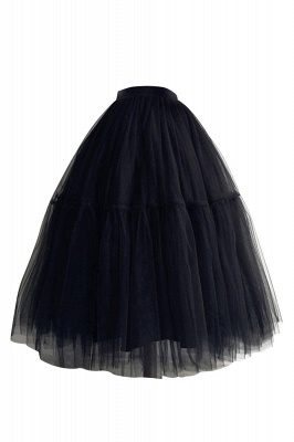 Bambi | Cheap Black Ball Gown Petticoat_13