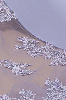Spaghetti Straps Appliques Long Sexy Prom Dresses   Elegant Sweep Train Evening Dresses_10