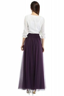 Bena | A-line Tulle Skirt_26