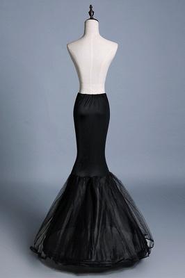 Badia | Cheap Black Mermaid Petticoat_3