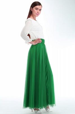 Bena | A-line Tulle Skirt_17