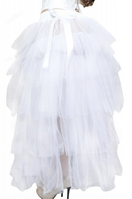 White High Low Petticoat_8