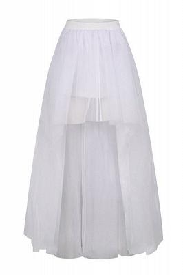 Blossom   Black Tassel High Low Petticoat_1