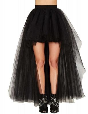 Blossom   Black Tassel High Low Petticoat_4