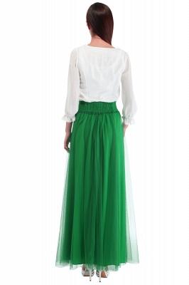 Bena | A-line Tulle Skirt_22