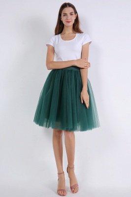 Bella Belle | Royal Blue Princess Ball Gown Skirt_35