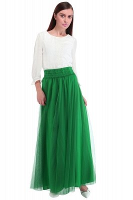 Bena | A-line Tulle Skirt_6