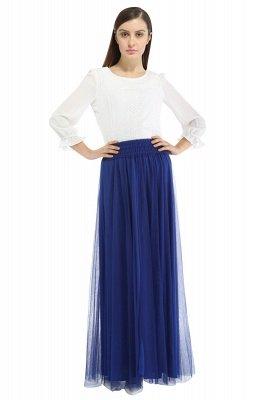 Bena | A-line Tulle Skirt_4