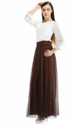 Bena | A-line Tulle Skirt_2
