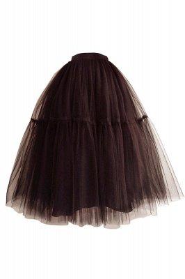 Bambi   Cheap Black Ball Gown Petticoat_5