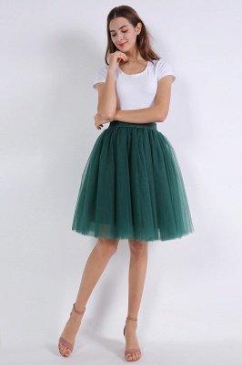 Bella Belle | Royal Blue Princess Ball Gown Skirt_36