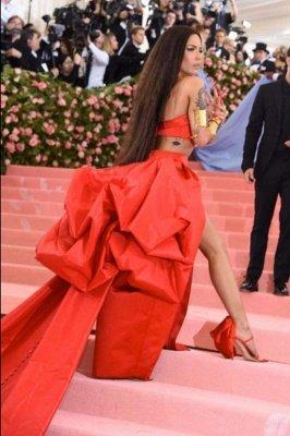 Halsey's Met Gala Dress | Halsey's Outfit at 2019 Met Gala_2