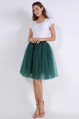 Bella Belle | Royal Blue Princess Ball Gown Skirt_7