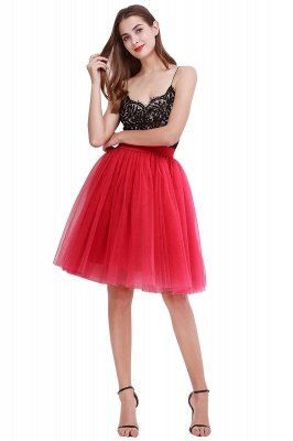 Bella Belle | Royal Blue Princess Ball Gown Skirt_18