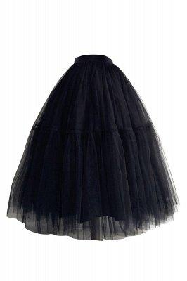 Bambi   Cheap Black Ball Gown Petticoat_13
