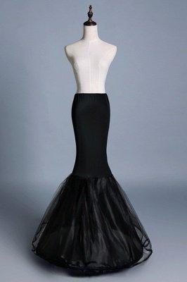 Black Mermaid Petticoat