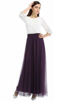 Bena | A-line Tulle Skirt_3