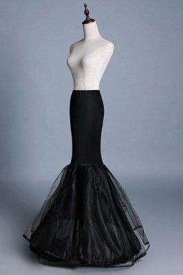 Badia   Cheap Black Mermaid Petticoat_5